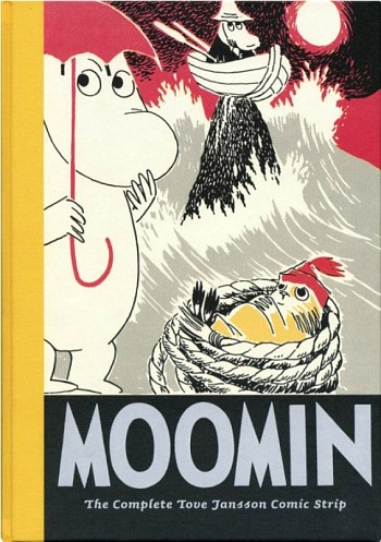 The Complete Tove Jansson Comic Strip, Book Four