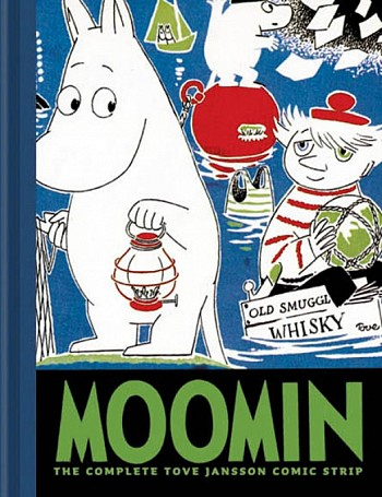 The Complete Tove Jansson Comic Strip, Book Three