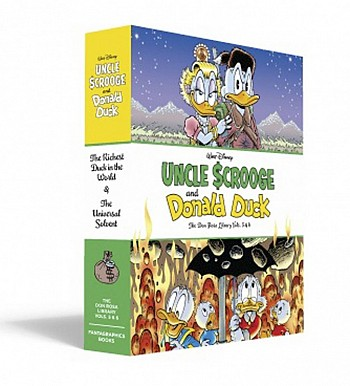 The Don Rosa Library vols. 5 & 6