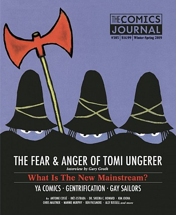 The Fear & Anger of Tomi Ungerer/What Is The New Mainstream?