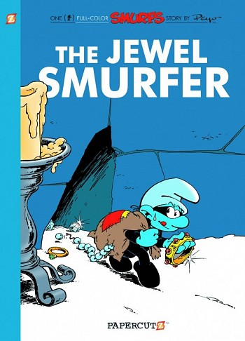 The Jewel Smurfer