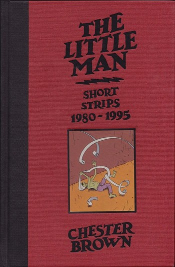 The Little Man - Short Strips 1980-1995