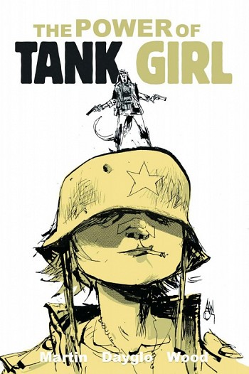 The Power of Tank Girl omnibus