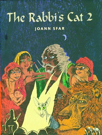 The rabbis cat book online
