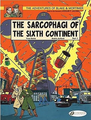 The Sarcophagi of the Sixth Continent (part 1)