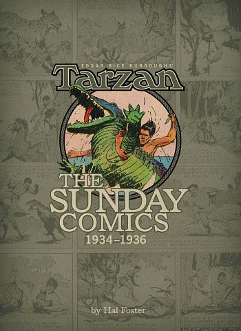 The Sunday Comics 1933-1935