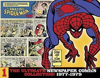 The Ultimate Newspaper Comics Collection! 1977-1979