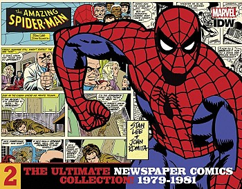 The Ultimate Newspaper Comics Collection! 1979-1981