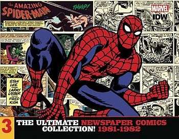 The Ultimate Newspaper Comics Collection! 1981-1982