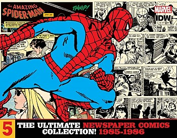 The Ultimate Newspaper Comics Collection! 1985-1986