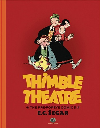 Thimble Theatre oversized edition