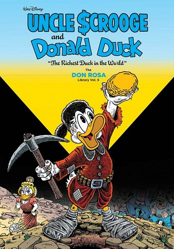 Uncle Scrooge and Donald Duck - The Richest Duck in the World