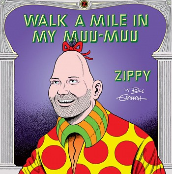 Walk a mile in my muu-muu