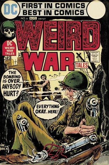 Weird War Tales volume 1