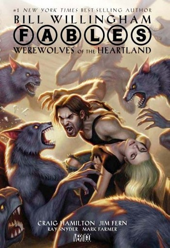 Werewolves of the Heartland