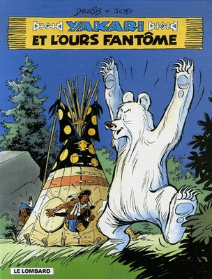 Yakari Et L'Ours Fantome