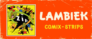 Lambiek Comic Shop